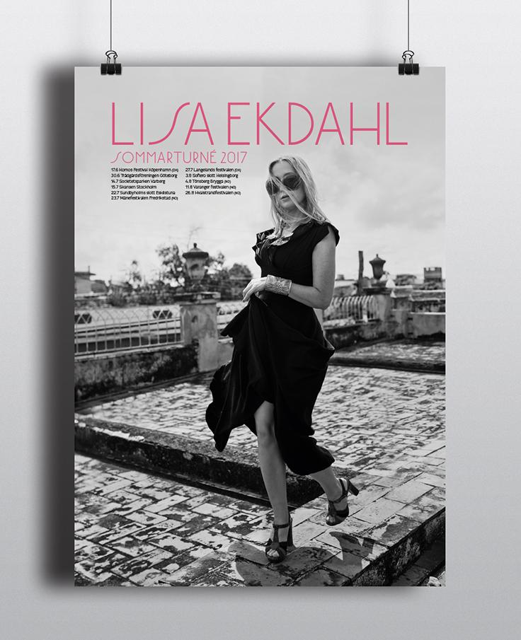 Boske-Lisa-Ekdahl-affisch